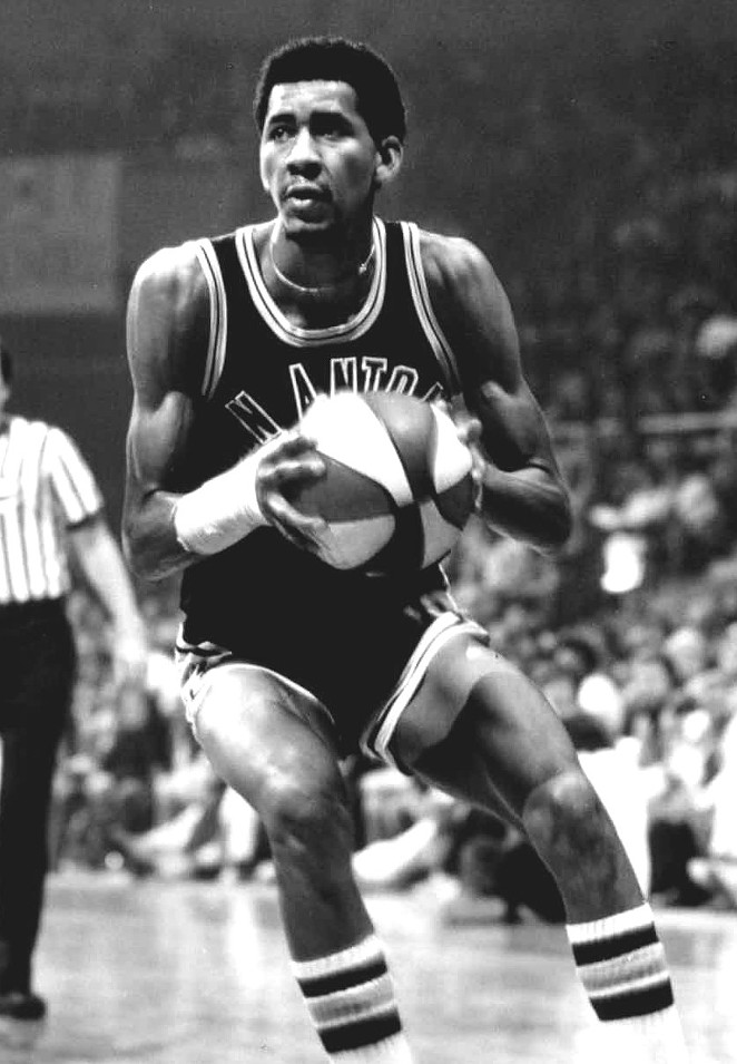 George Gervin - WIKIMEDIA COMMONS