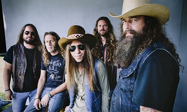 Blackberry Smoke - COURTESY