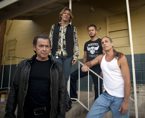 Tommy Castro and the Painkillers - PHOTO BY STEVE SHERMAN