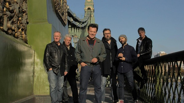 The James Hunter Six, one of England's baddest soul groups. - COURTESY