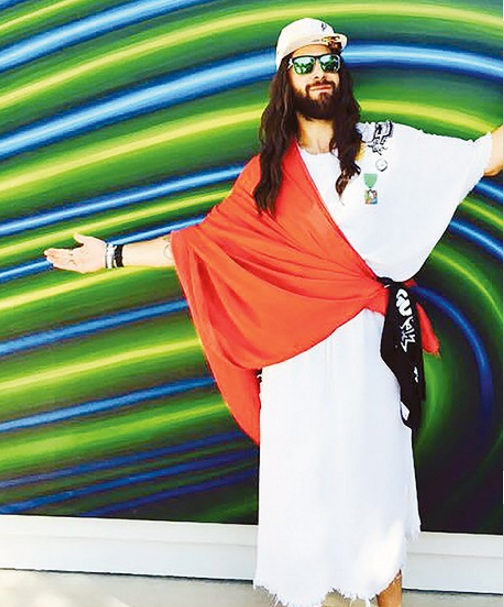 It's Spurs Jesus' world. We're just living in it. - SAN ANTONIO CURRENT