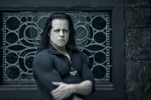 Glenn Danzig - COURTESY