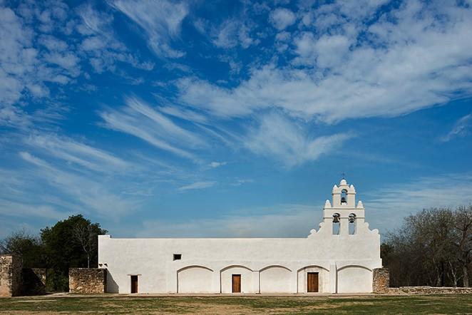 San Juan - FORD, POWELL & CARSON/PHOTO BY MARK MENJIVAR