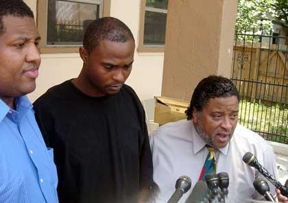 James Myart (right) has filed a lawsuit against multiple City of San Antonio Officials - SAN ANTONIO CURRENT