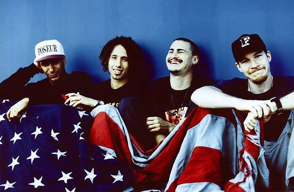 Rage Against the Machine - RAGE AGAINST THE MACHINE'S OFFICIAL FACEBOOK PAGE