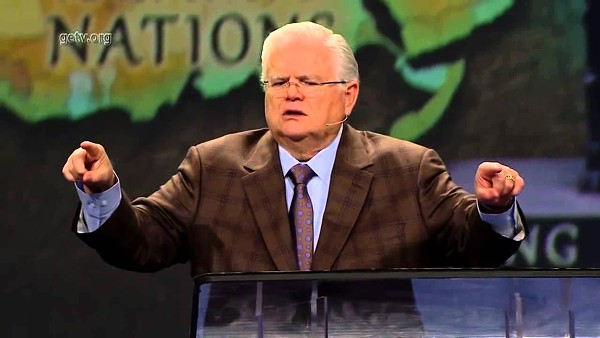 JOHNHAGEE SERMONS 2016 | YOUTUBE SCREENSHOT