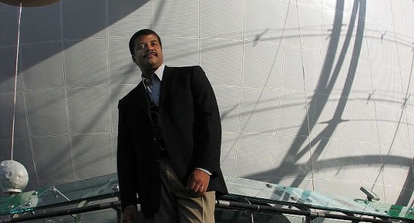 "Neil deGrasse Tyson brings ""A Brand New Show"" to the Tobin Center. - COURTESY"