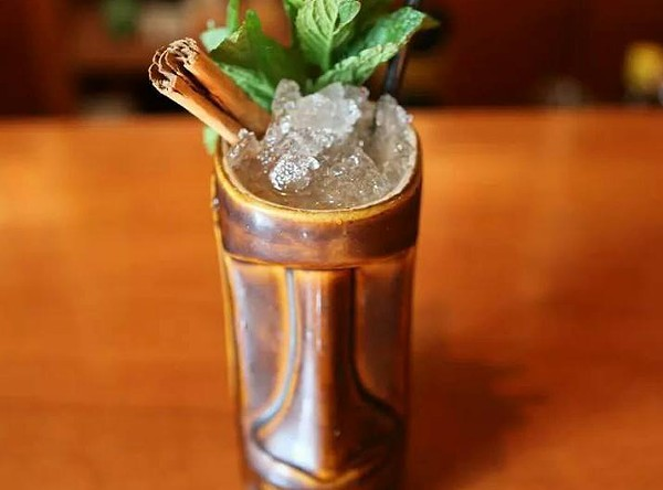 A tiki drink, what do you think? - FACEBOOK | CONCRETE JUNGLE