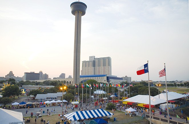 Keep Traditions Alive at the Annual Texas Folklife Festival - JAMIE COUCH KRAUTZ
