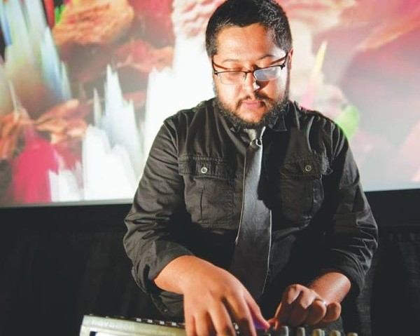Producer/DJ Ernest Gonzales of Sub.Culture - PHOTO VIA FACEBOOK/ERNESTGONZALES1111