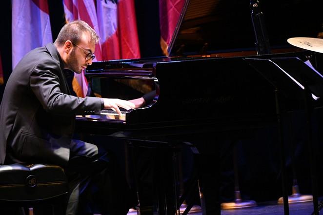 COURTESY OF KEN MAHNKE FOR MUSICAL BRIDGES AROUND THE WORLD