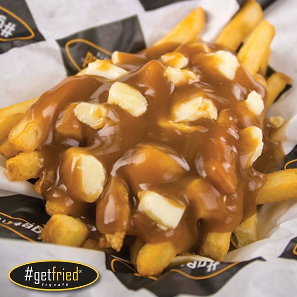 #getfried's poutine - COURTESY
