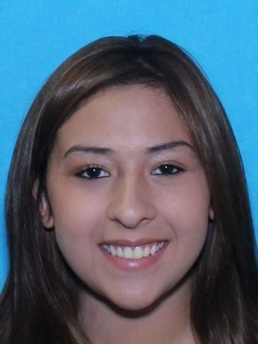 Police are looking for Bethany Renee Hernandez for her alleged involvement in an armed robbery - SAN ANTONIO POLICE DEPARTMENT