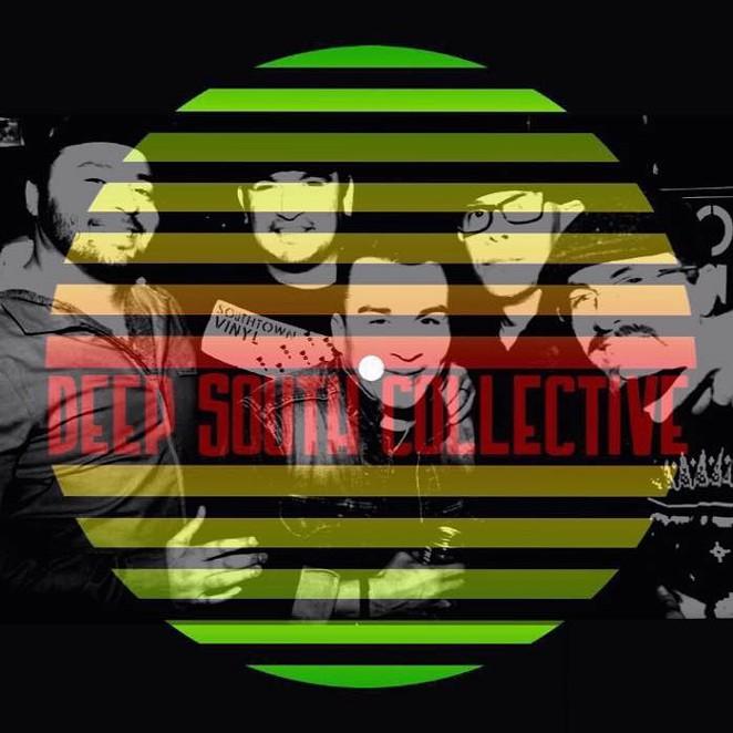 San Antonio DJ group Deep South Collective - VIA FACEBOOK