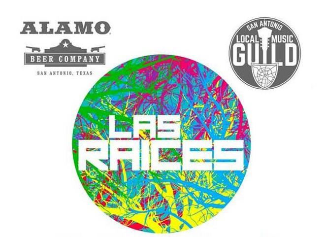 San Antonio music collective Las Raices