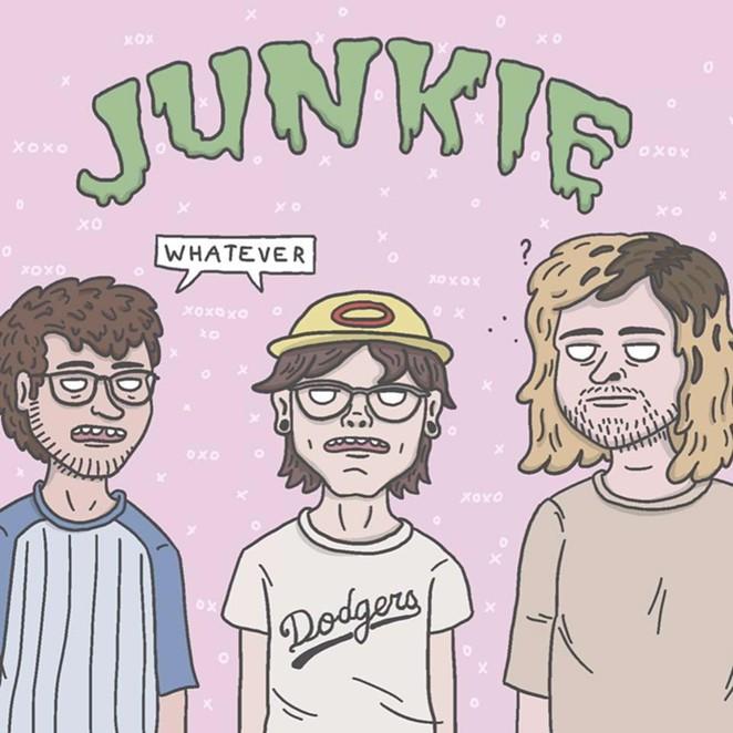Daniel Garcia-Moreno, Jonathan James and Mark Perez of Junkie - VIA FACEBOOK