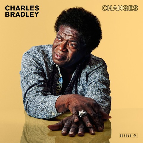 The cover of Charles Bradley's third effort Changes