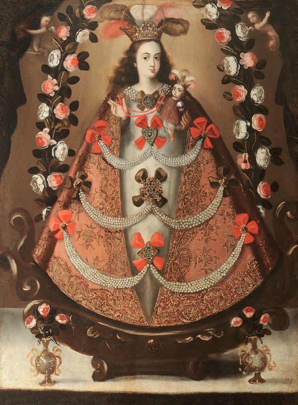 Our Lady of the Rosary of Pomata, Roberta and Richard Huber Collection