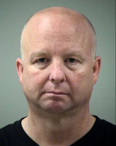 Bexar County Commissioner Kevin Wolff was arrested on a DWI charge early Sunday morning. - BEXAR COUNTY SHERIFF'S OFFICE