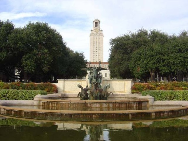 University of Texas-Austin - WIKI COMMONS
