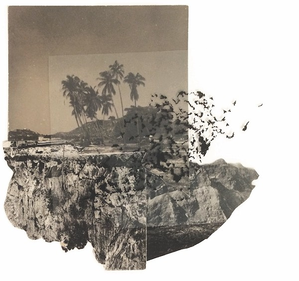 NICOLE FRANCHY, UNTITLED SCAPES II