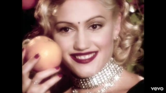 "Gwen Stefani - STILL FROM ""DON'T SPEAK"""