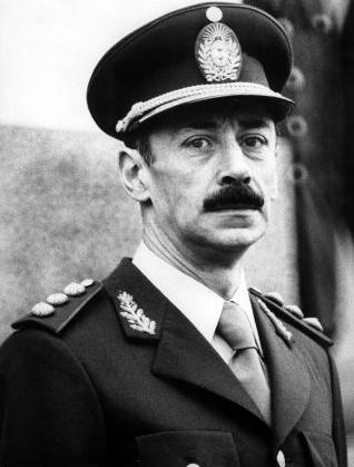 General Jorge Videla - PUBLIC DOMAIN