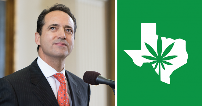 Sen. José Menéndez will take a second swing at medical marijuana reform next year. - PROGRESS TEXAS