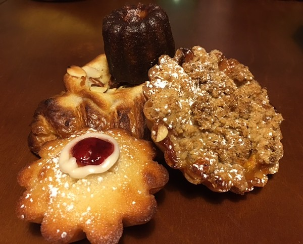 A selection of pastries from Malinalli Bakery - KARAH CARMACK