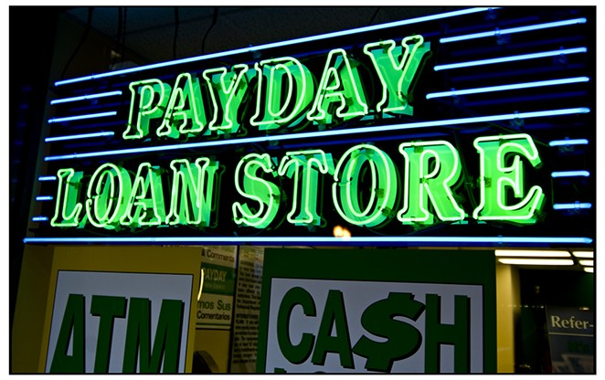 Payday and car title lenders in Texas won more than  million in pandemic aid