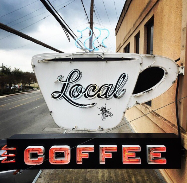 INSTAGRAM,  LOCAL COFFEE
