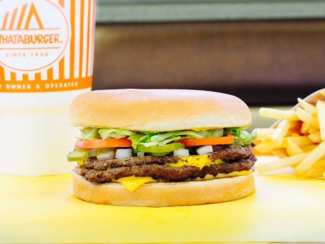 FACEBOOK/WHATABURGER