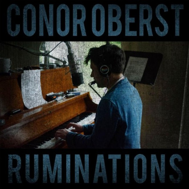 """Cover art for Conor Oberst's """"Ruminations"""""""