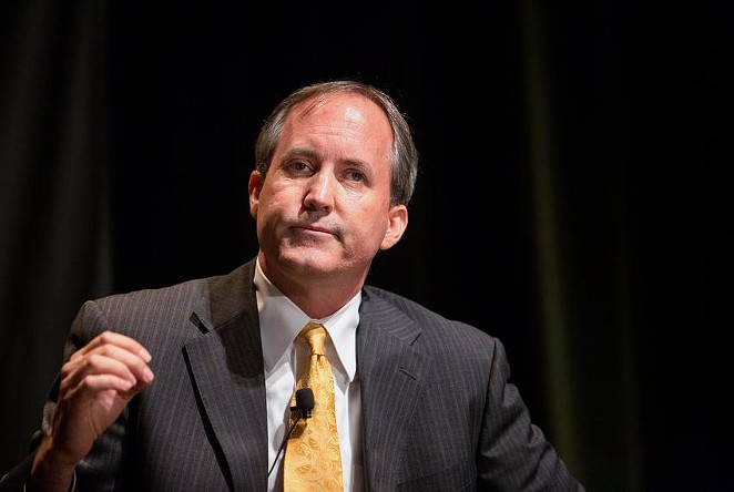 Then-state Sen. Ken Paxton, who is now attorney general, during The Texas Tribune Festival on Sept. 28, 2013. - THE TEXAS TRIBUNE / CALLIE RICHMOND