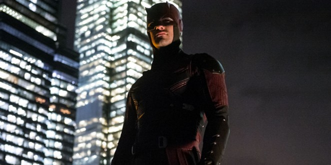 British actor Charlie Cox stars as the title superhero in the Netflix series Daredevil. - MARVEL