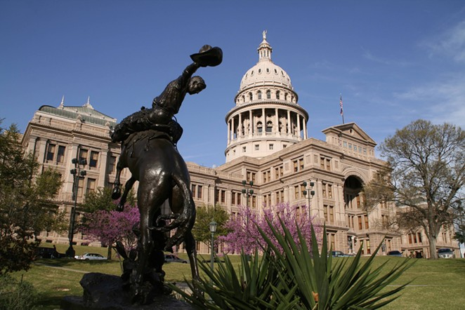 "The 2017 Texas Legislature, scheduled to begin on January 10, should be ""fun."" - PHOTO BY ED SCHIPUL/FLICKR"