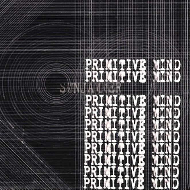 """COVER ART FOR SUNJAMMER'S """"PRIMITIVE MIND"""""""