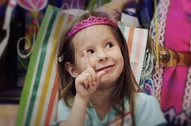 Ava Baldwin is one of the missing children featured in the Discovery+ special. - COURTESY / DISCOVERY+