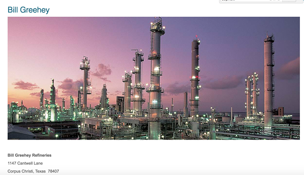 SCREENSHOT, VALERO.COM