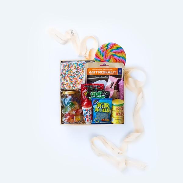 The Jump for Joy gift set, $39. - COURTESY OF LOLLI & POPS