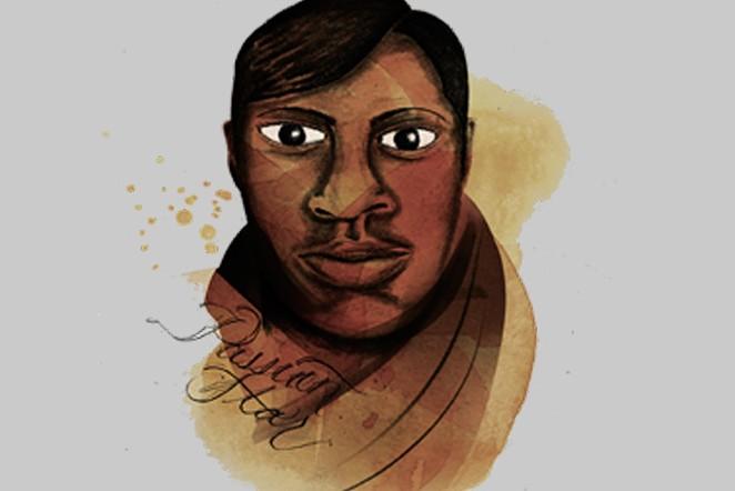 A self-portrait of Passion Star. - LAMBDA LEGAL / SCREENSHOT