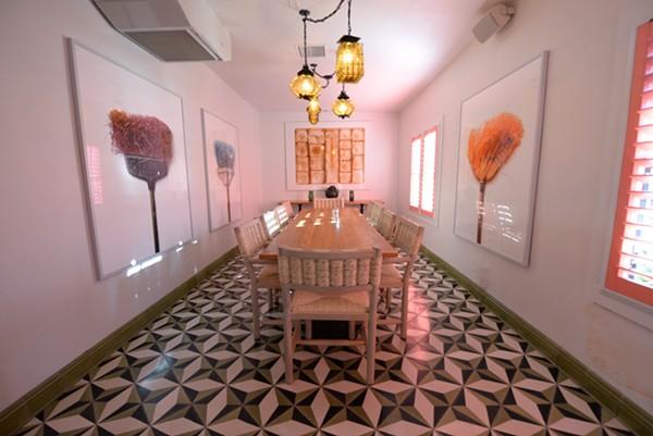 The Chuck Ramirez room - KODY MELTON