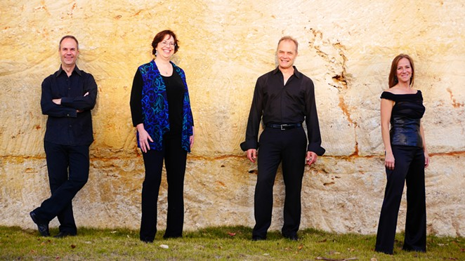 SOLI's upcoming concert will feature three world premieres. - COURTESY OF SOLI CHAMBER ENSEMBLE