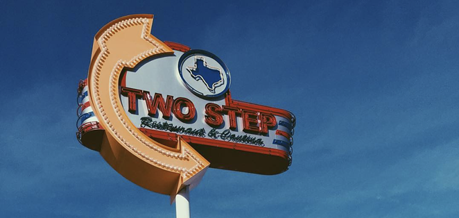 Two Step Restaurant & Cantina has closed its doors permanently. - INSTAGRAM / 2STEPSA