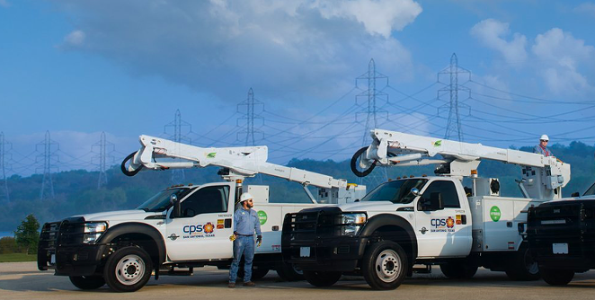 CPS Energy said it incurred $1 billion in charges during February's winter storm crisis. - TWITTER / CPS ENERGY