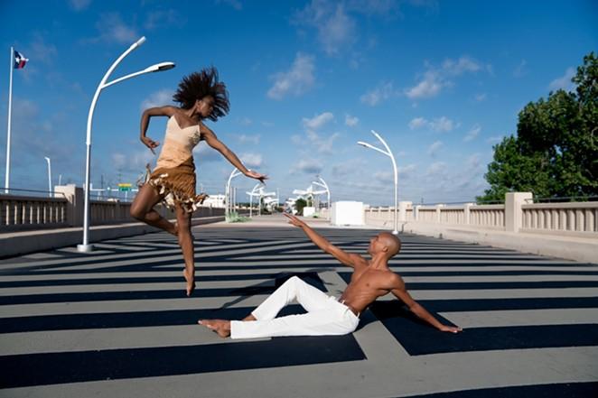 THE DALLAS DANCE PROJECT