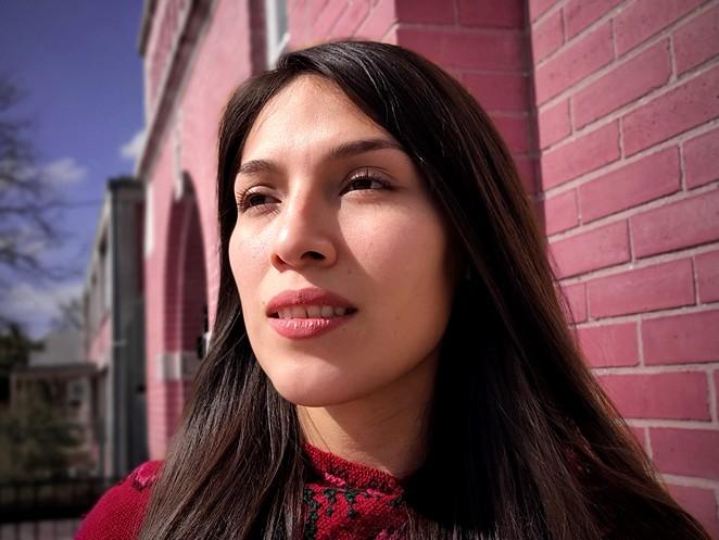 Teri Castillo is facing 10 other candidates in the race to represent San Antonio's District 5 on city council. - JADE ESTEBAN ESTRADA