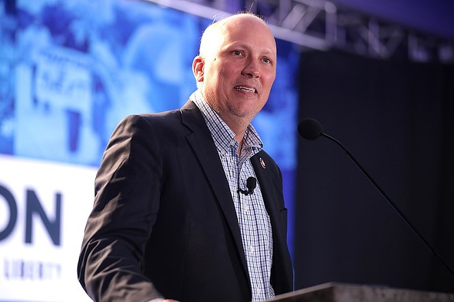 U.S. Rep. Chip Roy speaks at a Young Americans for Liberty Convention. - WIKIMEDIA COMMONS / GAGE SKIDMORE