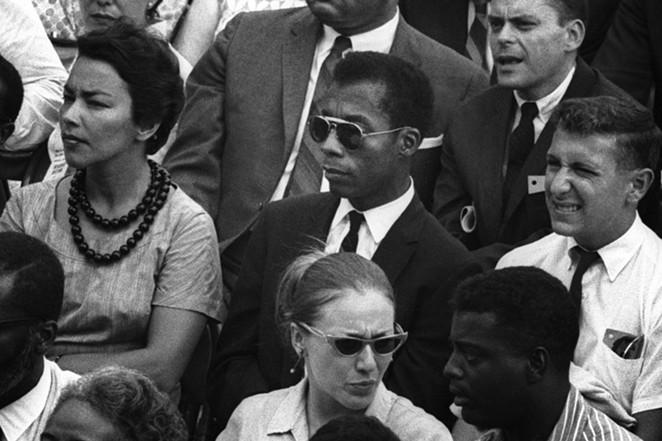 James Baldwin in I Am Not Your Negro - DAN BUDNIK / MAGNOLIA PICTURES