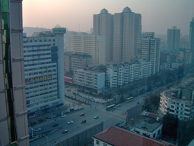 The world learned about COVID-19 in the wake of a cluster of cases in Wuhan, China. But in time, reports suggested the virus may have gained a foothold elsewhere. - WIKIMEDIA COMMONS / S.FOGARTY